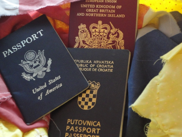 Blood and Soil passports